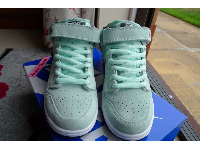 detailed look 5fc8b 37997 ... aliexpress nike sb mid dunk white ice f7370 e2eb9