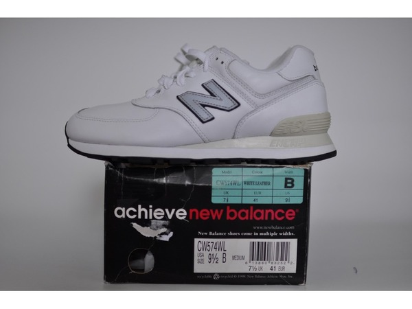 New Balance CW574WL, US9,5wmn, DS, with OG box 85€ - photo 1/3