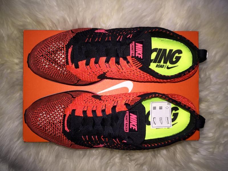 Nike Flyknit Racer 39