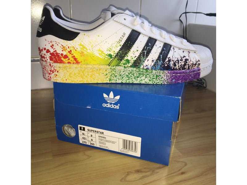 adidads pride pack roze