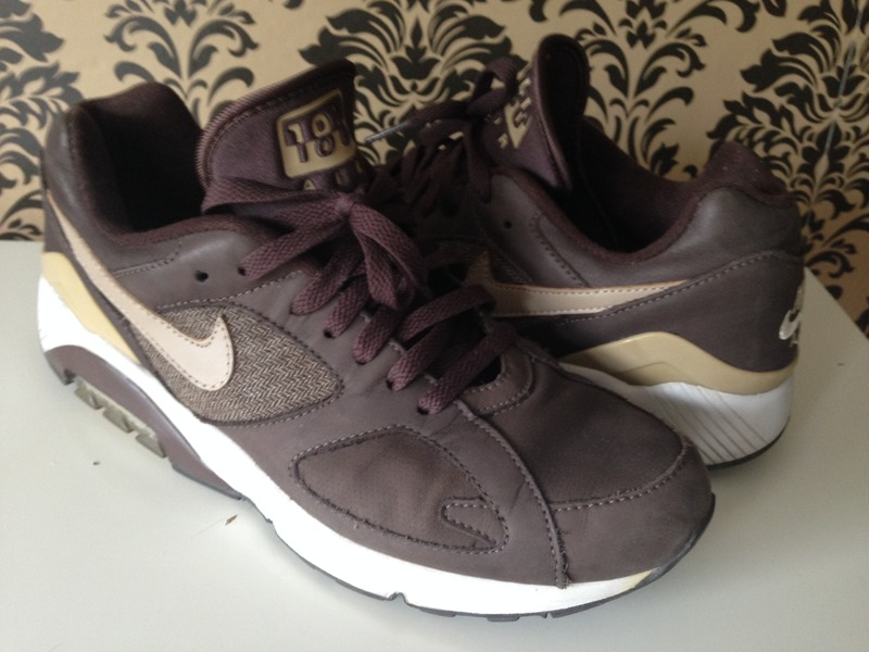 180 Air Max Brown