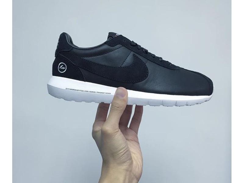 outlet store f88da 45088 ... Nike Roshe LD - 1000 Fragment black US 9,5   US 11 roshe run ...