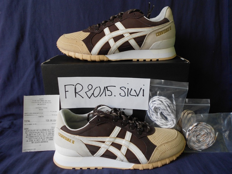 asics onitsuka tiger x woei colorado 85 cervidae ii