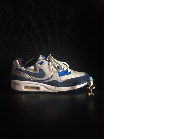 Nike air Max light vintage - photo 1/4