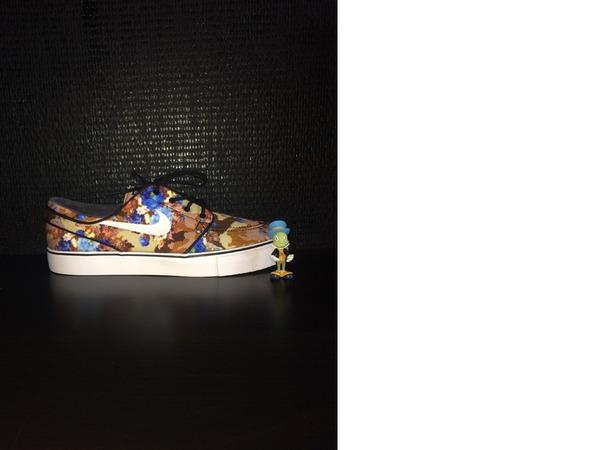 Nike Stefan janoski floral - photo 1/4