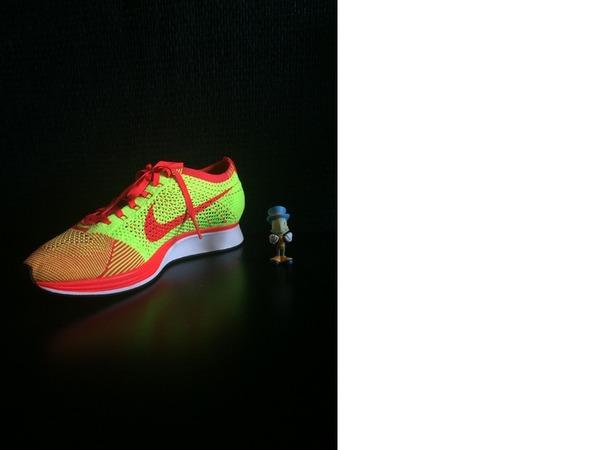 Nike flyknit racer - photo 1/4