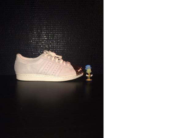 Adidas superstar 80´s metal toe - photo 1/4