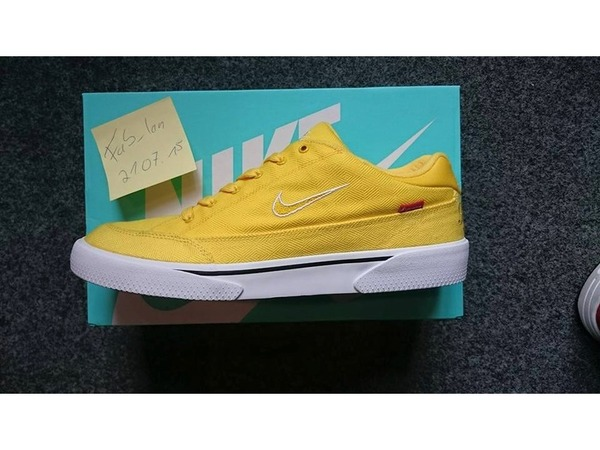 <strong>Nike</strong> <strong>x</strong> <strong>Supreme</strong> <strong>SB</strong> <strong>GTS</strong> Yellow - photo 1/1