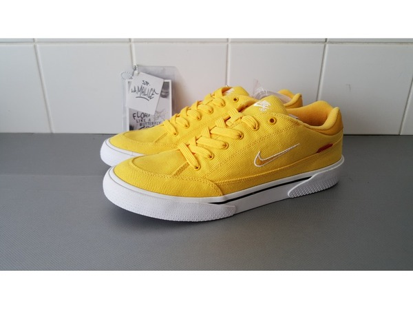 <strong>Supreme</strong> <strong>x</strong> <strong>Nike</strong> <strong>SB</strong> <strong>GTS</strong> YELLOW -US 8 / EUR 41 - photo 1/2