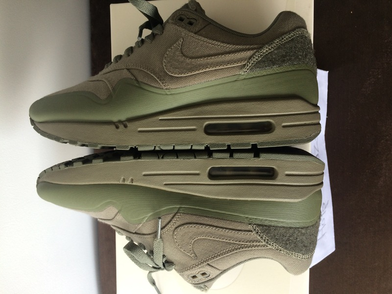 Air Max 1 Patch Green leoncamier.co.uk