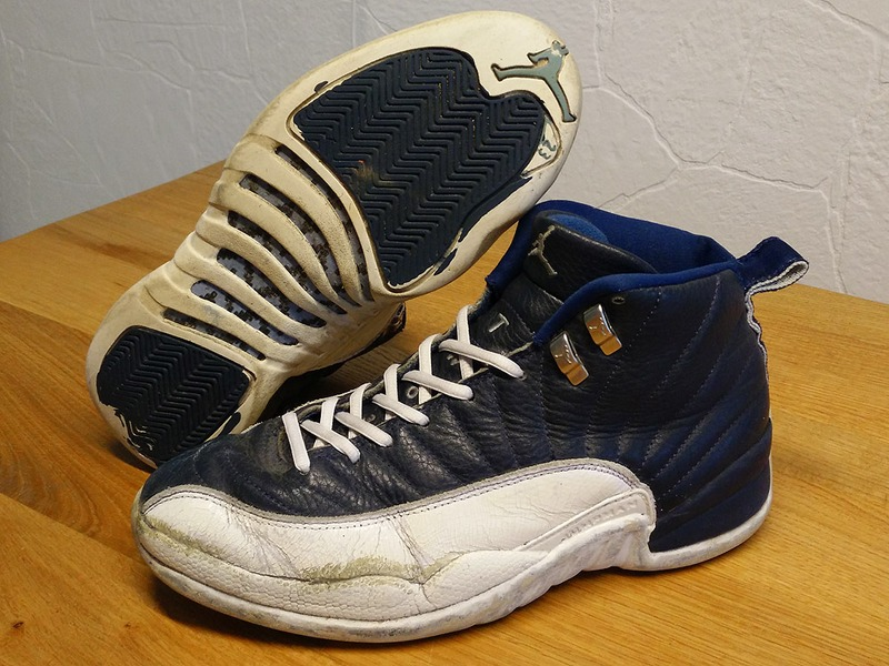 Nike Air Jordan 12 Xii Obsidian Og 1997
