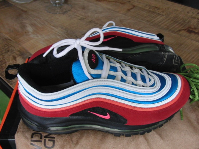 nike id air max 97 release