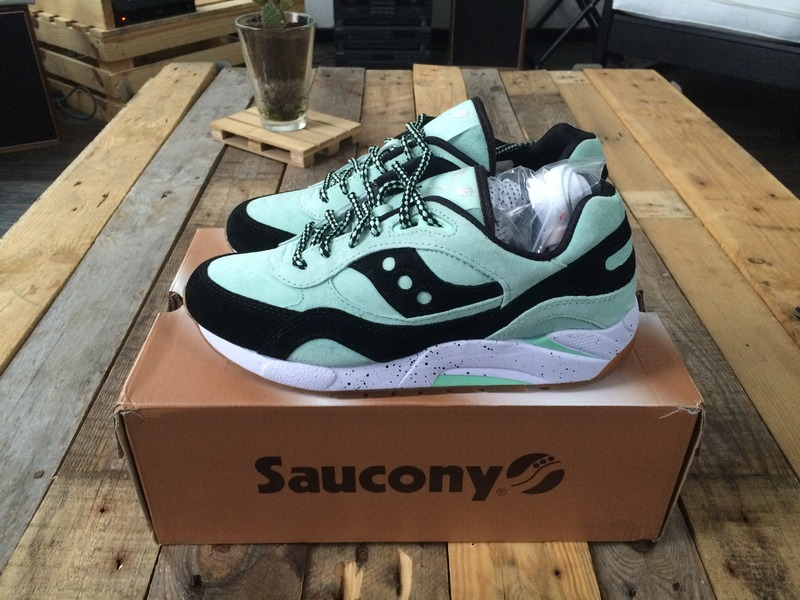 Saucony Mint Chocolate Chip