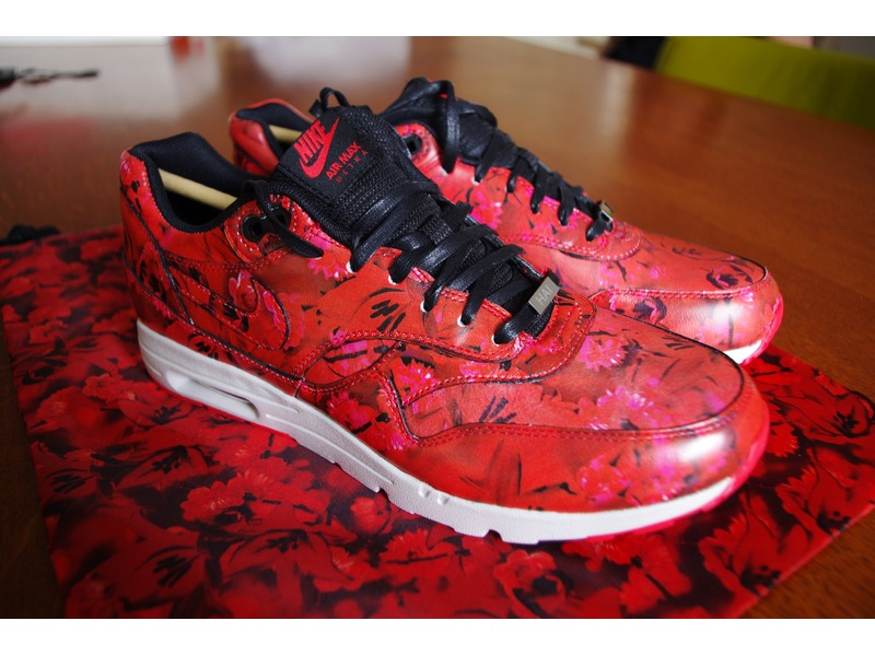 Nike Air Max 1 Ultra LOTC Shanghai City Pack (#206900) from JeroenFriso at KLEKT