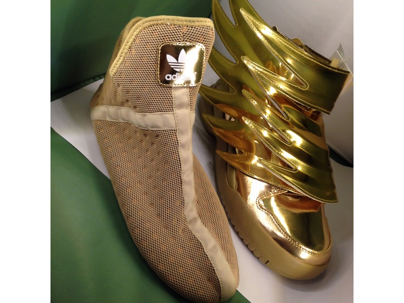 adidas jeremy scott wings gold 3.0