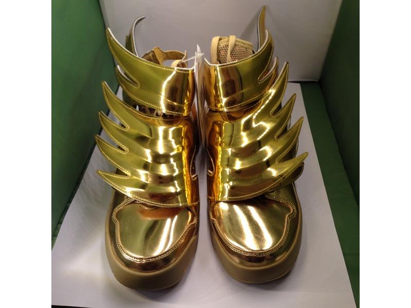 Adidas Js Wings 3.0 Gold