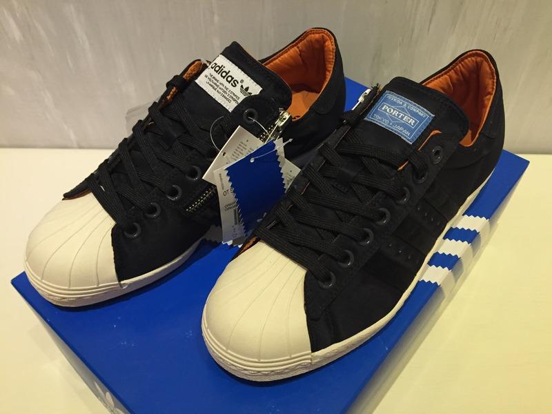 watch 5ed10 b1799 adidas x porter superstar 80s