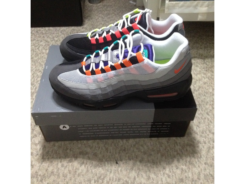 nike air max 95 og greedy