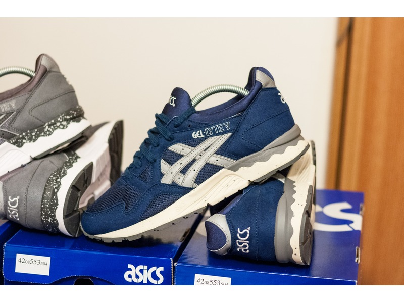 new product 71edc f9227 ... coupon for asics gel lyte 5 grey speckle cb352 5d5cb