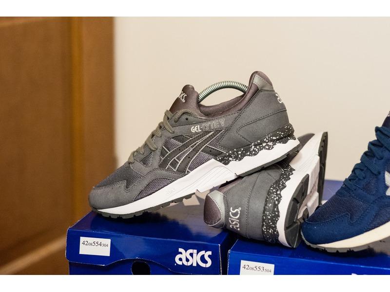 asics gel lyte 5 speckle