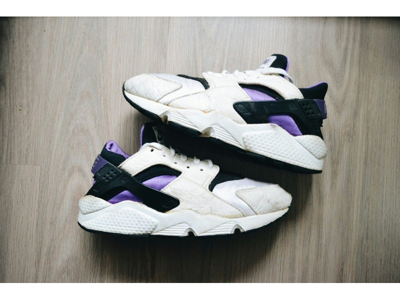 newest a0f72 3dbc5 ... czech nike huarache white and purple 3afe6 8fc19