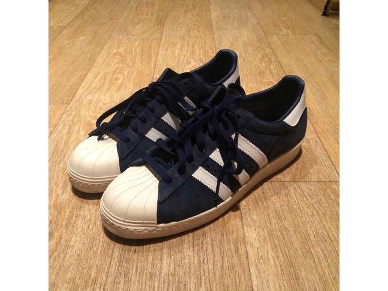 Adidas Originals Superstar 80s DLX Suede