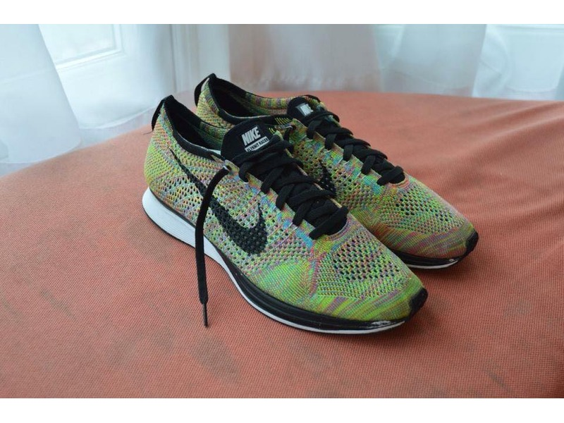 b5ca3172a533 ... where can i buy nike flyknit racer multicolor sale nike flyknit racer  multicolor 1.0 uk11 photo