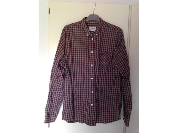 <strong>Norse</strong> <strong>Projects</strong> check shirt - photo 1/2