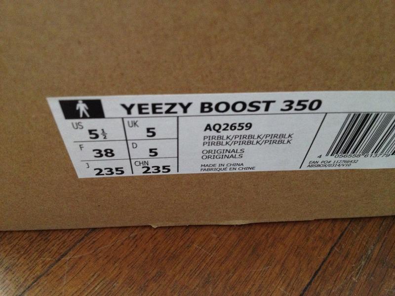 yeezy boost 5.5
