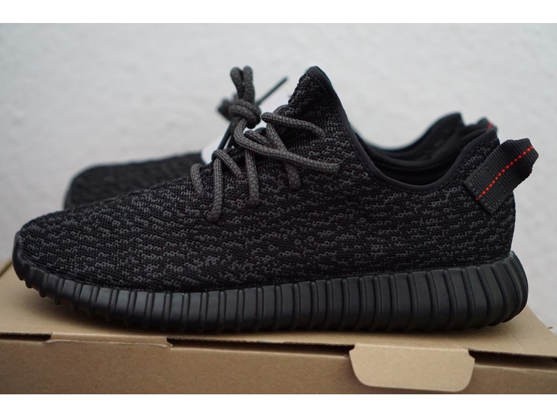 Yeezy 350 Boost Pirate Black: First Impressions Review Something