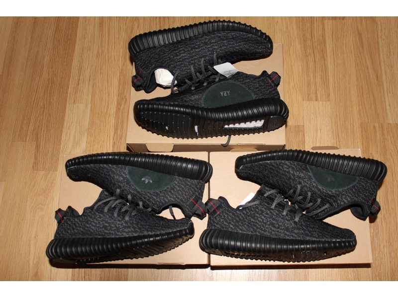 Adidas Yeezy 350 Boost Black (Official Images) • Kicks On Fire