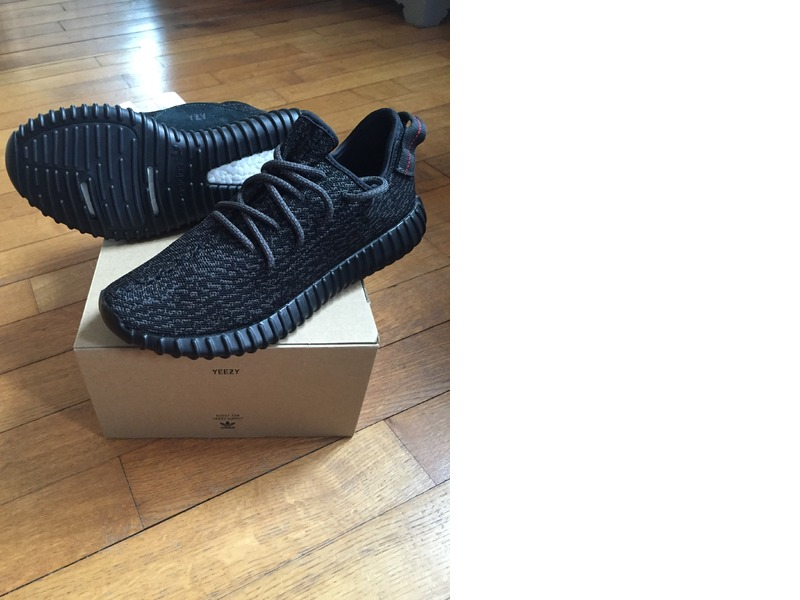 Yeezy 350 Boost V2 Oreo White Black