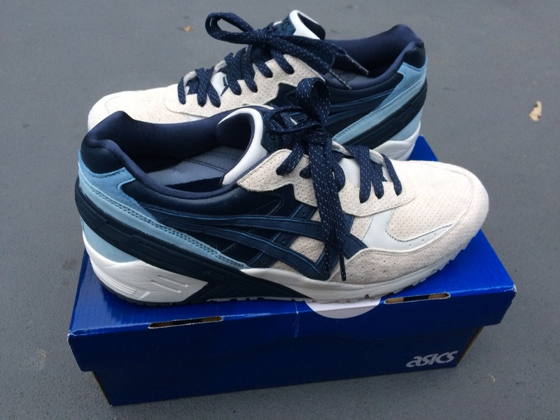 newest collection ee616 9311e Ronnie Fieg x Asics Gel Sight WCP Pacific - Mens Size 9.5 (#221730 ...
