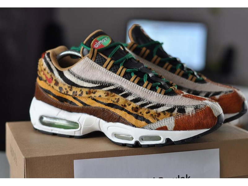 nike air max 95 animal pack supreme 222187 from dawid. Black Bedroom Furniture Sets. Home Design Ideas