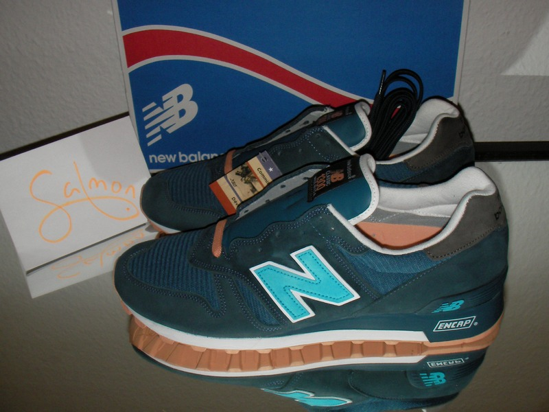 new balance 1300 salmon sole for sale