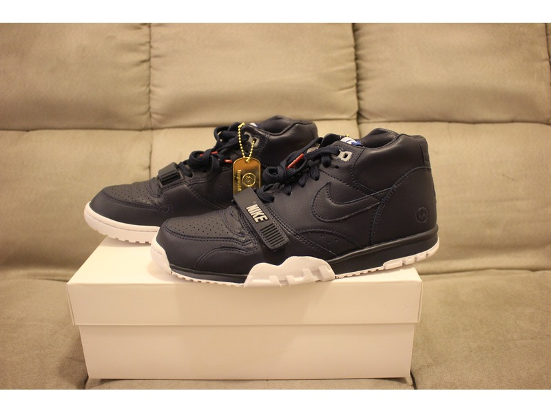 new style cd6b9 fa724 FRAGMENT Design x Nikelab   Nike Court Air Trainer 1 Mid SP   FRAGMENT US  8.5