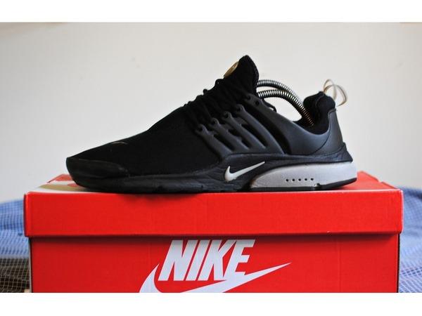 <strong>Nike</strong> <strong>Air</strong> <strong>Presto</strong> OG 'Black' (2000) - photo 1/5