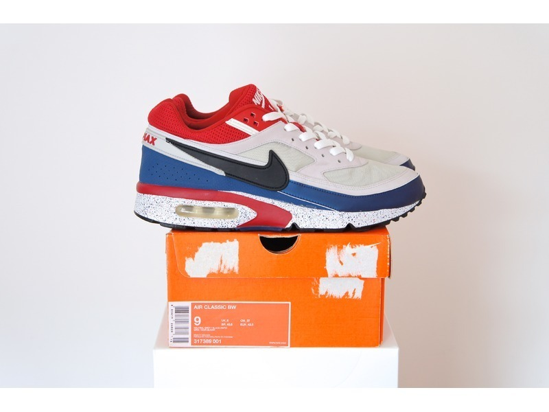 sale retailer 091df aeef8 ... Nike Air Max BW 1 90 PSG Paris Saint-Germain US9 - UK8 - EUR42