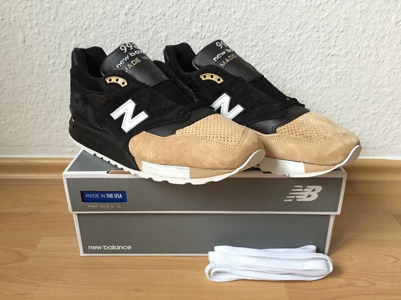New Balance 998 Premier