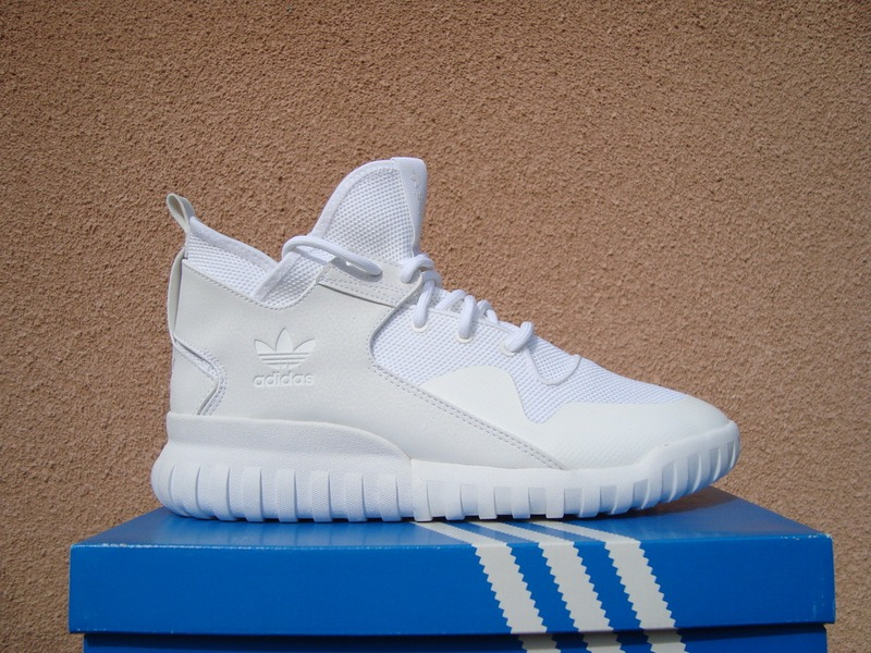 Adidas Tubular X All White