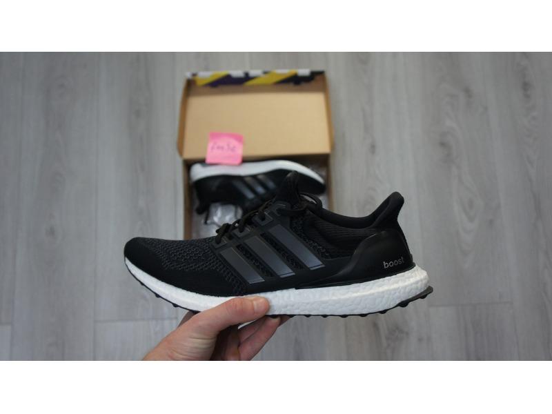 Adidas Ultra Boost Black S77417