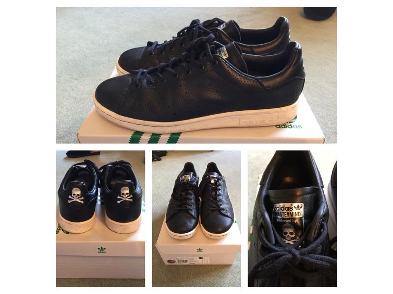adidas consortium stan smith x mastermind japan