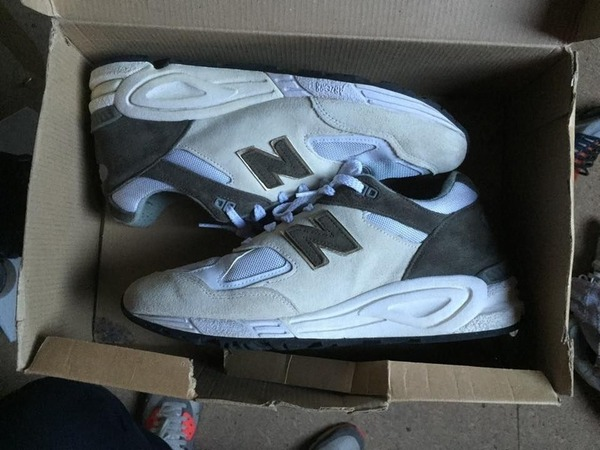 <strong>New</strong> <strong>Balance</strong> <strong>990</strong> M990 WOG Exclusive rare 2008 - photo 1/2