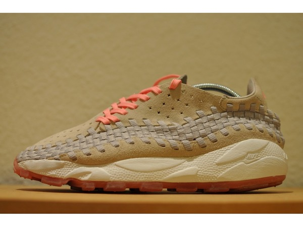 <strong>Nike</strong> Air Footscape Woven Granite / Lava / Pink 2007 US 9 - photo 1/8