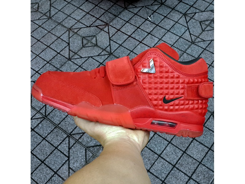 09c4257942474 Unreleased Nike Air Trainer V Cruz  Red October  (Full Sizes ...