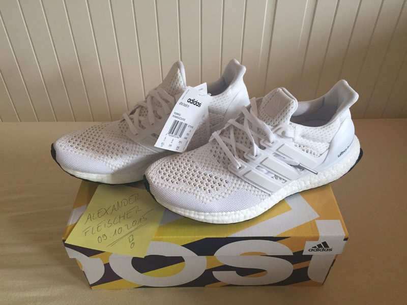 DS Adidas Ultra Boost 3.0 Mystery / Solid grey sz 8.5 for sale in