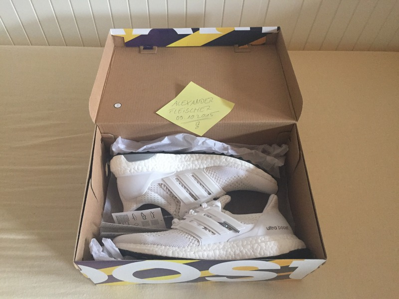 Adidas Ultra Boost Box