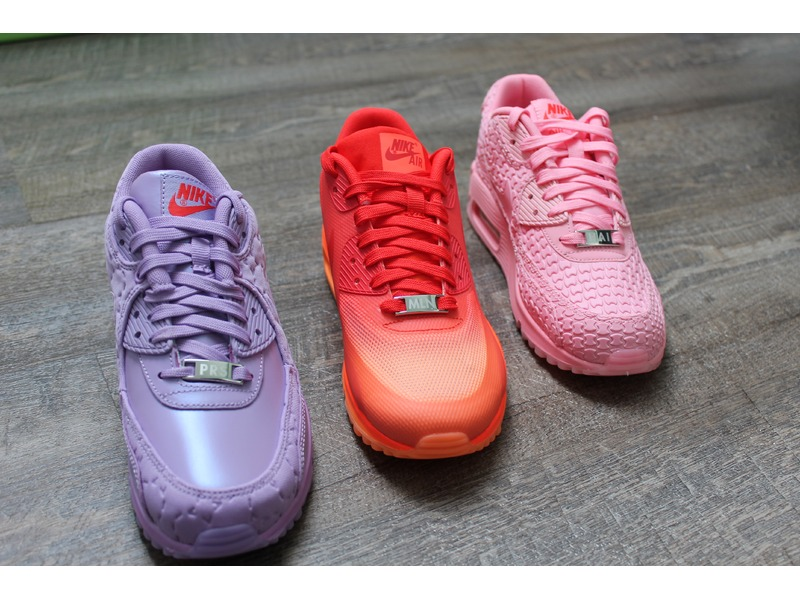 new product cba31 cf03f ... Nike Nike Air Max 90 Hyperfuse City Collection Milan Aperitivo - photo  22 ...