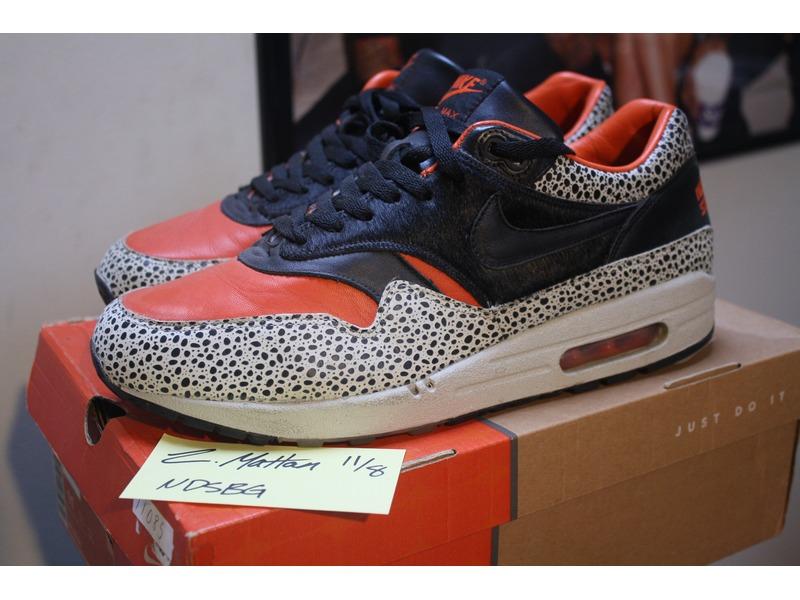 b9755fefd1 ... Nike Air Max 1 Safari KRSS Keep Rippin Stop Slippin - photo 13 ...