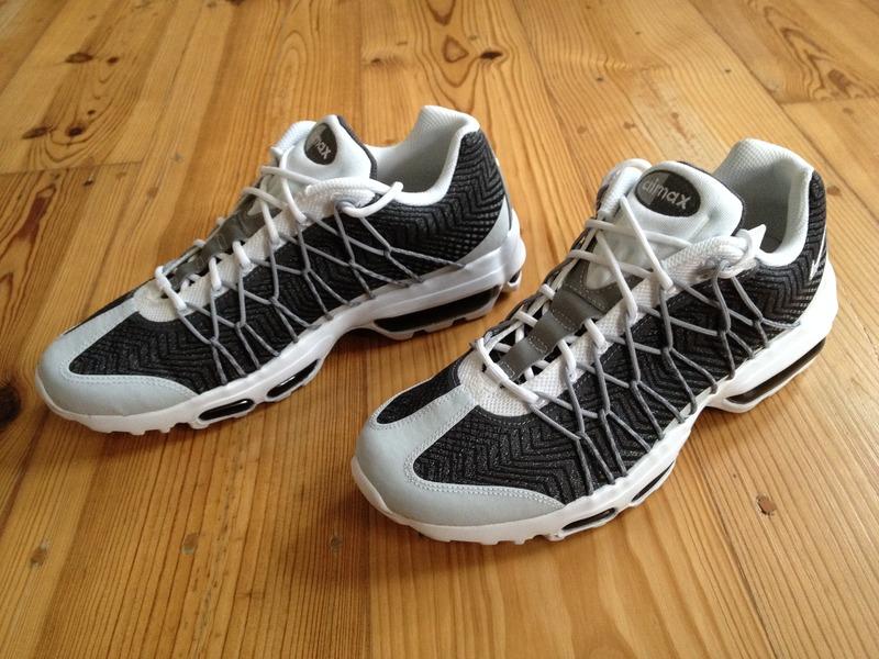 nike air max 95 ultra jacquard wolf grey